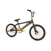 KS Cycling Fahrrad BMX Dystopia, Schwarz-Gold, 20 Zoll Bild 1