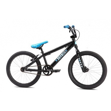 20 zoll race bmx fahrrad von se bikes bronco schwarz test. Black Bedroom Furniture Sets. Home Design Ideas