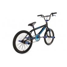 KS Cycling Fahrrad BMX Dystopia, Schwarz-Blau,20 Zoll Bild 1