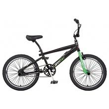 Rex BMX Fahrrad 20 Zoll Free Spirit, Mattschwarz Bild 1