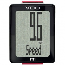 VDO M1 WR Fahrradcomputer kabelgebunden Bild 1