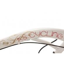 KS Cycling Damen Cityrad Eden RH 48 cm, Weiß, 28, 444B Bild 1