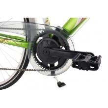 KS Cycling Damen Cityrad Papilio RH 44 cm, Weiß,26zoll Bild 1