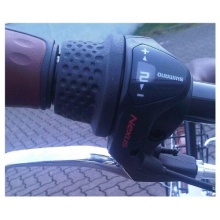 Bikesking Damen Cityräder 28 Zoll,weiß,28 Zoll 3-Gang Bild 1