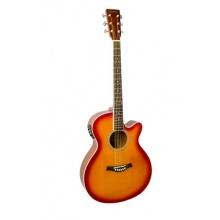 Beaumont MJ88E/NA Akustikgitarre Bild 1