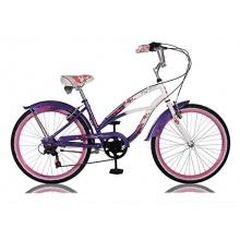 Frank Bikes 24Zoll Beachcruiser Mädchen Cherry Blossom Bild 1