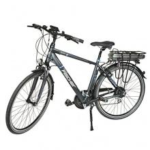 Fischer E-bike Trekking,24 Gang,Anthrazit,28 Zoll Bild 1