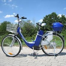 Actionbikes Elektro Fahrrad E-Bike 36V in blau Bild 1