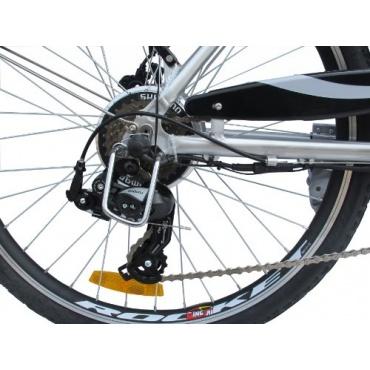 powerpac citybike 26 zoll pedelec elektrofahrrad 36v test. Black Bedroom Furniture Sets. Home Design Ideas