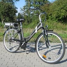 TXED Alu Elektro Fahrrad City 8000HC-B 28 Zoll E-Bike Bild 1