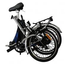 20 Zoll SWEMO Alu E-Bike Pedelec SW200 Schwarz Bild 1