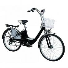Elektro-Fahrrad McFun City Pro, 250Watt Bild 1