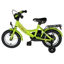 BIKESTAR Premium Kinderfahrrad ab 3 Jahren in Grün Bild 1
