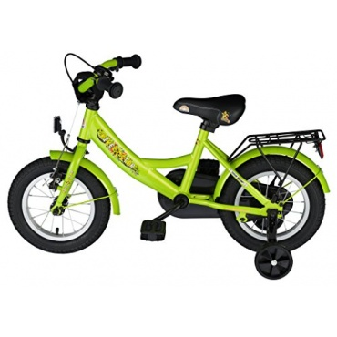 bikestar premium kinderfahrrad ab 3 jahren in gr n test. Black Bedroom Furniture Sets. Home Design Ideas