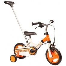 HUDORA Kinderfahrrad RS-1 2.0, orange, 10 Zoll,25,4 cm Bild 1