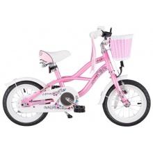 BIKESTAR Premium Kinderfahrrad,ab 3 Jahre in Pink Bild 1