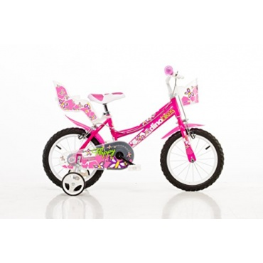 16 zoll 166r von dino bikes m dchen kinderfahrrad test. Black Bedroom Furniture Sets. Home Design Ideas