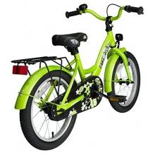 BIKESTAR Premium Kinderfahrrad ab 4 Jahren 16er, Grün Bild 1