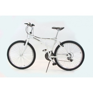 chiemsee 26 zoll klappfahrrad fahrrad in wei test. Black Bedroom Furniture Sets. Home Design Ideas