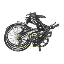 MINI Folding Bike Black,Klappfahrrad von BMW Bild 1
