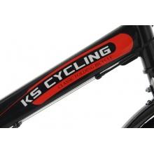 KS Cycling Klappfahrrad Classic, Schwarz, 20Zoll Bild 1
