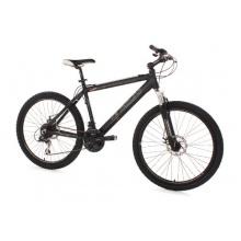 KS Cycling Mountainbike Hardtail Heed, Schwarz,26Zoll Bild 1