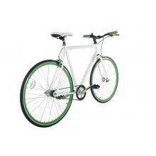 28er Fixie Rennrad von Viking Blade weiss/grün RH 56cm Bild 1
