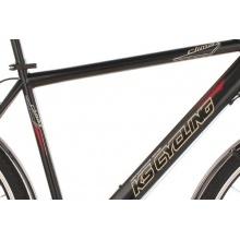 KS Cycling Trekkingrad CLX RH 53 cm, Schwarz, 28, 356B Bild 1
