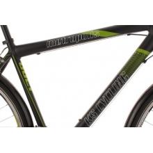 KS Cycling Trekkingrad Alu Metropolis, Schwarz, 28er Bild 1