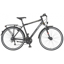 Prophete Trekkingrad Entdecker 24-Gang XT,schwarz,52cm Bild 1