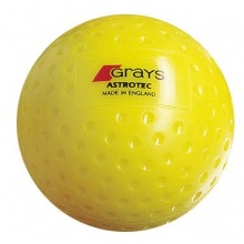 GRAYS - Astrotec Feldhockey Ball - Gelb Bild 1