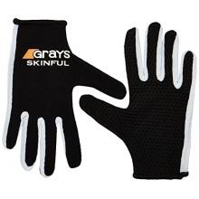GRAYS Skinful Feldhockey Handschuhe, Schwarz, XXXS Bild 1