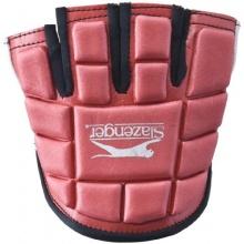 Slazenger Feldhockey Handschuhe-Fingerlos- Rot - S Bild 1