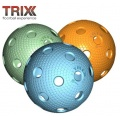 MEGASAT TRIX Rollhockey 3Bälle MATCHBALL COLOR MIX Bild 1