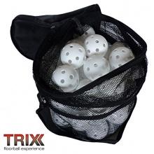 Rollhockey MEGASAT,TRIX Team-Set 50 Bälle weiß Bild 1