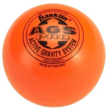 Franklin AGS High Density Gel Ball Rollhockey,orange Bild 1
