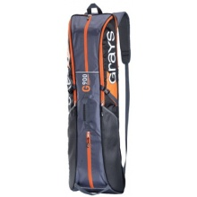 Grays Holdall Hockeyschlägertasche Black/Grey/Orange Bild 1