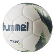 Hummel Fußball 1.0 Street, White/Blue/Green, 5 Bild 1