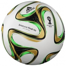 adidas Brazuca Offizieller Fußball Finale WM 2014 Bild 1