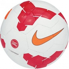 Nike Fußball Leichtfußball 290 g GR 5, Weiß/Rot, 5 Bild 1