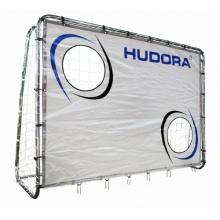 HUDORA Fußballtor Trainer mit Torwand 76920 Bild 1