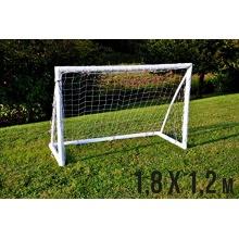 Netsportique Fußballtor,Klicksystem WETTERFEST,1.8x1.2m Bild 1
