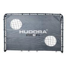 HUDORA 76095 - Fußballtor High Score mit Torwand Bild 1