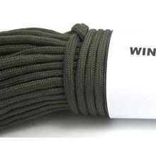 WINGPOON Reepschnur Paracord mit 7 Strängen Olive Grün Bild 1