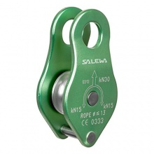 SALEWA Seilrolle Rope Pulley G2 Lime Grün Bild 1