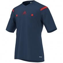 adidas Schiedsrichter Trikot Referee 1/4 Arm, Gr.L Bild 1
