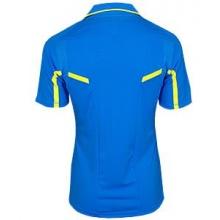 Adidas Schiedsrichter Trikot REFEREE Gr.S blau-gelb Bild 1