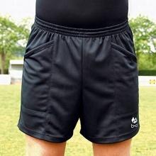 b+d Schiedsrichtershort Ref. Style schwarz, Gr. 8 Bild 1