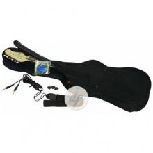DIMAVERY LP-520 E-Gitarre, schwarz Bild 1