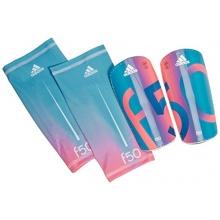 adidas Schienbeinschoner F50 Pro Lite, Blue/Pink, S Bild 1